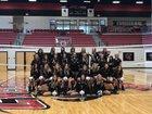 Russellville Cyclones Girls Varsity Volleyball Fall 17-18 team photo.