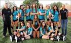 Capital Jaguars Girls Varsity Volleyball Fall 17-18 team photo.