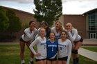 Bosque Bobcats Girls Varsity Volleyball Fall 17-18 team photo.