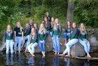 Kewaskum Indians Girls Varsity Volleyball Fall 17-18 team photo.