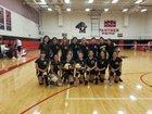Tierra Encantada  Girls Varsity Volleyball Fall 17-18 team photo.