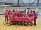 North Little Rock Charging Wildcats Girls Varsity Volleyball Fall 17-18 team photo.