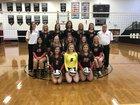 Greenon Knights Girls Varsity Volleyball Fall 17-18 team photo.