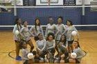 Fair War Eagles Girls Varsity Volleyball Fall 17-18 team photo.