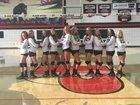 Pisgah Bears Girls Varsity Volleyball Fall 17-18 team photo.