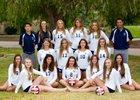La Costa Canyon Mavericks Girls Varsity Volleyball Fall 17-18 team photo.
