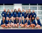 Corner Canyon Chargers Girls Varsity Volleyball Fall 17-18 team photo.