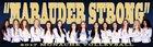 Monache Marauders Girls Varsity Volleyball Fall 17-18 team photo.