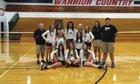 North Miami Warriors Girls Varsity Volleyball Fall 17-18 team photo.
