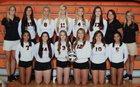 Ashland Arrows Girls Varsity Volleyball Fall 17-18 team photo.
