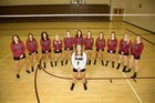 Pahrump Valley Trojans Girls Varsity Volleyball Fall 17-18 team photo.