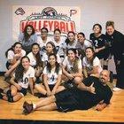 Ocean View Christian Patriots Girls Varsity Volleyball Fall 17-18 team photo.