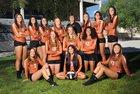 Eldorado Eagles Girls Varsity Volleyball Fall 17-18 team photo.
