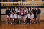 Spartanburg Vikings Girls Varsity Volleyball Fall 17-18 team photo.
