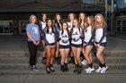 Meadowdale Mavericks Girls Varsity Volleyball Fall 17-18 team photo.