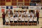Cedar City Redmen Girls Varsity Volleyball Fall 17-18 team photo.