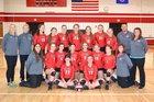 Elk River Elks Girls Varsity Volleyball Fall 17-18 team photo.