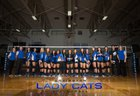 Lovington Wildcats Girls Varsity Volleyball Fall 17-18 team photo.
