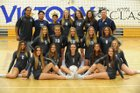 Vista Murrieta Broncos Girls Varsity Volleyball Fall 17-18 team photo.