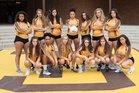 Thomas Jefferson Spartans Girls Varsity Volleyball Fall 17-18 team photo.