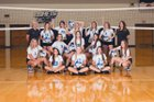 Marionville Comets Girls Varsity Volleyball Fall 17-18 team photo.