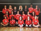 Greenville Red Raiders Girls Varsity Volleyball Fall 17-18 team photo.
