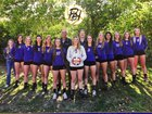 Bret Harte Bullfrogs Girls Varsity Volleyball Fall 17-18 team photo.