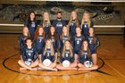 Squalicum Storm Girls Varsity Volleyball Fall 17-18 team photo.