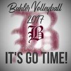 Buhler Crusaders Girls Varsity Volleyball Fall 17-18 team photo.