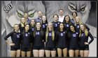 Timber Creek Wolves Girls Varsity Volleyball Fall 17-18 team photo.