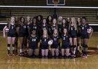 Jonesboro Hurricane Girls Varsity Volleyball Fall 17-18 team photo.