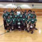 Clarkston Angoras Girls Varsity Volleyball Fall 17-18 team photo.
