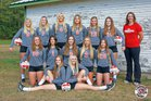 Stanwood Spartans Girls Varsity Volleyball Fall 17-18 team photo.