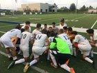 Central Christian Academy Chargers  Boys Varsity Soccer Fall 19-20 team photo.