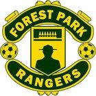 Forest Park Rangers Boys Varsity Soccer Fall 19-20 team photo.