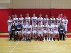 Harding Academy Wildcats Boys Varsity Basketball Winter 17-18 team photo.