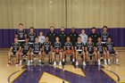 Norwalk Lancers Boys Varsity Basketball Winter 17-18 team photo.