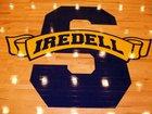 South Iredell Vikings Boys Varsity Basketball Winter 17-18 team photo.