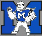 Midview Middies Boys Varsity Basketball Winter 17-18 team photo.
