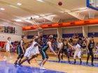 Gulf Buccaneers Boys Varsity Basketball Winter 17-18 team photo.