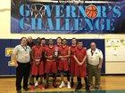 Harford Christian  Boys Varsity Basketball Winter 17-18 team photo.