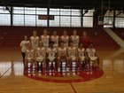 Jacksonville Crimsons Boys Varsity Basketball Winter 17-18 team photo.