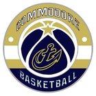 Eau Gallie Commodores /Ftg Boys Varsity Basketball Winter 17-18 team photo.
