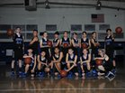 Desert Christian Knights Boys Varsity Basketball Winter 17-18 team photo.