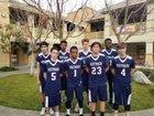 Westmark Lions Boys Varsity Basketball Winter 17-18 team photo.