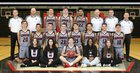 Union Titans Boys Varsity Basketball Winter 17-18 team photo.