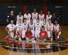 Lindbergh Eagles Boys Varsity Basketball Winter 17-18 team photo.