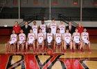 Wichita Falls Coyotes Boys Varsity Basketball Winter 17-18 team photo.