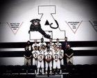 Animas Panthers Boys Varsity Basketball Winter 17-18 team photo.