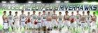 Ridgeline Riverhawks Boys Varsity Basketball Winter 17-18 team photo.